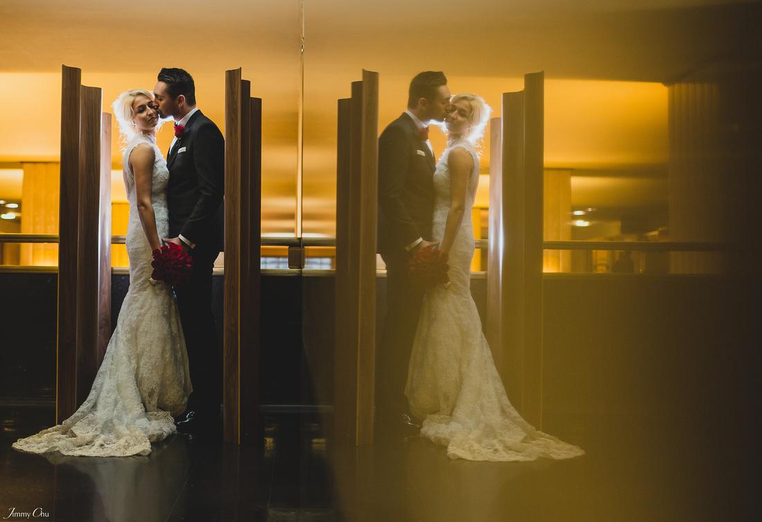 Jenna bruno wedding